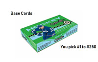 2019-20 OPC O-Pee-Chee Base cards - You Pick (Complete your set-Card # 1 to 250)
