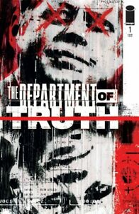 Department of Truth Vol 1: The End of the World TPB (2021) Image Comics Simmonds