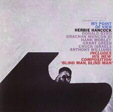 Herbie Hancock My Point Of View CD+Bonus Track NEW SEALED Jazz Rudy Van Gelder