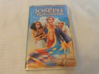 Joseph: King of Dreams (VHS, 2000) Clam Shell from Dreamworks
