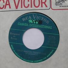 *SYLVIE VARTAN Moi je danse / Deux minutes.. NM- CANADA 1967 FRENCH POP RCA 45