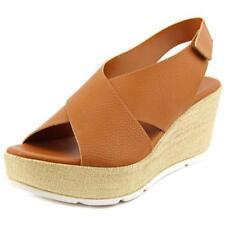 Zapatos de tacón de mujer de tacón medio (2,5-7,5 cm) de color principal marrón talla 38