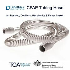 CPAP tubing hose replacement  ResMed DeVilbiss Respironics Fisher Paykel machine