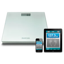 NEW iHealth Digital Bathroom Weight Scale Bluetooth Wireless iPad iPod iPhone