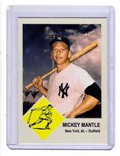 1963 Mickey Mantle New York Yankees HOF slugger limited edition Monarch Corona