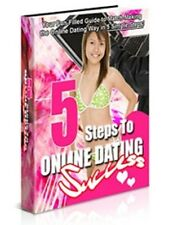5 Steps to Online Dating Success ebook and PRL license
