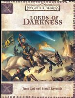 JDR RPG JEU DE ROLE / D&D3.5 FORGOTTEN REALMS LORDS OF DARKNESS