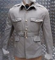 Genuine British ARMY No 6 Dress  Jungle / Safari / Desert Jacket- No Belt