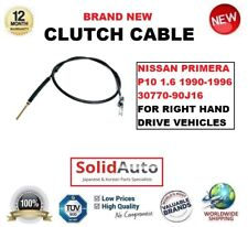 FOR NISSAN PRIMERA P10 1.6 1990-1996 CLUTCH CABLE 30770-90J16 RIGHT HAND DRIVE