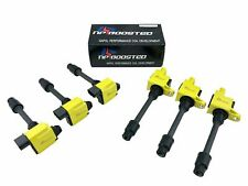 6 Pack Ignition Coils for 2000 2001 Infiniti I30 Nissan Maxima 3.0L Front & Rear