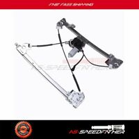 Premium Window Regulator w/ Motor for Ford F150 Truck Crew Cab Front Driver Side