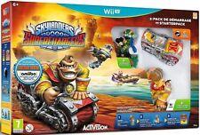 Skylanders Superchargers - pack de démarrage ✔ JEU Wii U ✔ NEUF SOUS BLISTER ✔