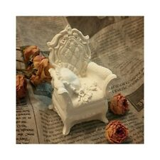 Handmade Silicone Mold /1 Piece Cake Decoration Mould/antique Chair Mold 45466