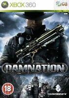 Xbox 360 - Damnation **New & Sealed** Official UK Stock
