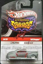 Hot Wheels Wayne's Garage Tail Dragger Real Riders