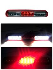For 99-06 GMC Sierra Chevy Silverado  LED Red /Smoke Lens 3rd Third Brake Light