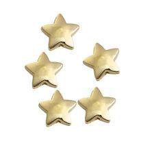 Precioso granos de oro Estrella Pentagrama-obtendrá 100 de ellos-mismo día 1ST Clase