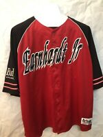 Dale Earnhardt Jr Chase Authentics Baseball Jersey SzXL Bud King of Beers NASCAR