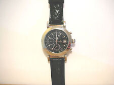 "Jacques Cantani ""Phalanx"" Mens Chronograph Quartz Watch with Tachymeter (NEW)"