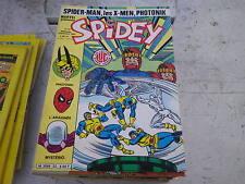 SPIDEY n° 32 très bon état, comme neuf. Le journal de SPIDER MAN de 1982