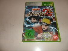 XBox 360  Naruto Shippuden - Ultimate Ninja Storm 2 [Classics]