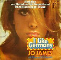 Jo James Mit Chor Und Orchester* I Like Germany LP Vinyl Schallplatte 170111