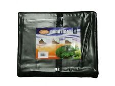 Pre Cut Pre Pack Garden Pond Liner PVC 0.5mm 8M x 10M