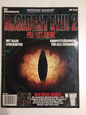 Resident Evil 2 Lösungsbuch Versus Books