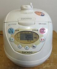 Cuckoo Versatile 10 Cup Pressure Rice Cooker CRP-A1010FA