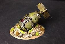 Megaton UXB, wargames scenery for 40K, Sci-fi and post apocalyptic games