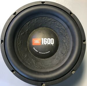 JBL P1220 Subwoofer Old School Sounds 1,600 Watts Perfect Working Order