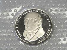Polierte Platte 5 DM Gedenkmünzen der BRD