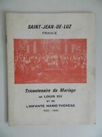 Ciudad de Nueva York Tricentenario Del Boda De Louis XIV 1660 Programa 1960