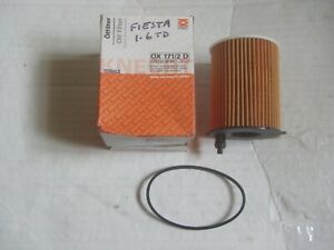 NEW MAHLE OX171/2D OIL FILTER For CITROEN FORD MAZDA MINI PEUGEOT TOYOTA VOLVO
