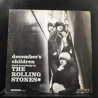 The Rolling Stones - December's Children And Everybody's LP VG LL 3451 Red Label