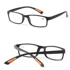 d08476c0fb Retro Square Frame Clear Lens Reading Glasses Bue