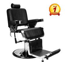 All Purpose Recline Hydraulic Barber Chair Heavy Duty Salon Spa Equipment Black