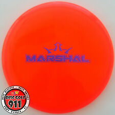 New Dynamic Discs Lucid Marshal Barstamp 178g (putt and approach, orange)