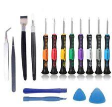 16 in 1 Screwdrivers Set Mobile Phone Repair Tools Kit For iPad4 iPhone 6 Plus 5