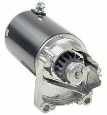 Starter Motor Briggs & Stratton 14 16 18hp Twin Cylinder 16 Teeth 399928, 498148