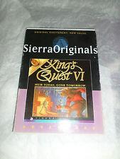 Jeu IBM PC - KING'S QUEST VI - Sierra