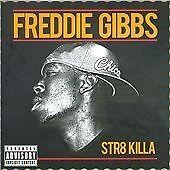 Freddie Gibbs - Str8 Killa CD NEW Sealed