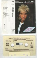 Limahl ----  Don´t Suppose ,Music Cassette
