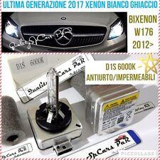 2 Lampadine D1S XENON MERCEDES W176 CLASSE A amg fari 6000K BIXENO RICAMBIO Luci