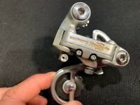 VINTAGE SHIMANO ARABESQUE REAR DERAILLEUR  NEVER USED NICE CONDITION NOS