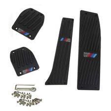 MT Fußstütze Pedale Set Aluminium Für BMW X1 E46  E87 E90 E91 E92 E93 M3 Neu