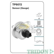 TRIDON OIL PRESSURE FOR Toyota Landcruiser 06/98-10/00 4.7L(2UZ-FE) DOHC 32V