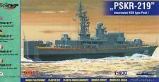 PSKR 219 SOVIET KGB SURVEILLANCE SHIP 1/400 MIRAGE