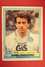 Panini calciatori 1992/93 1992 1993 267 PESCARA DUNGA CON VELINA