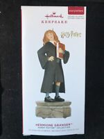 NIB 2019 Harry Potter Hallmark Storytellers Hermione Granger Keepsake Ornament
